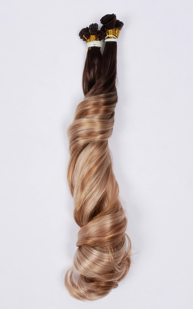 Salon B Double You hair extensions