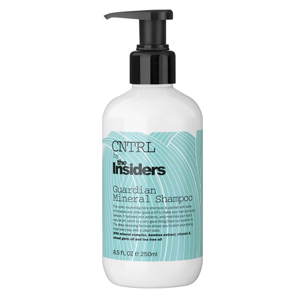 Guardian Mineral Shampoo The Insiders