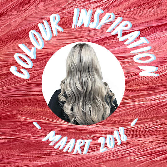 Colour inspiration (maart 2018)