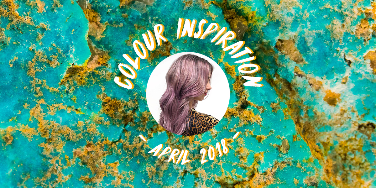 Colour inspiration (april 2018)