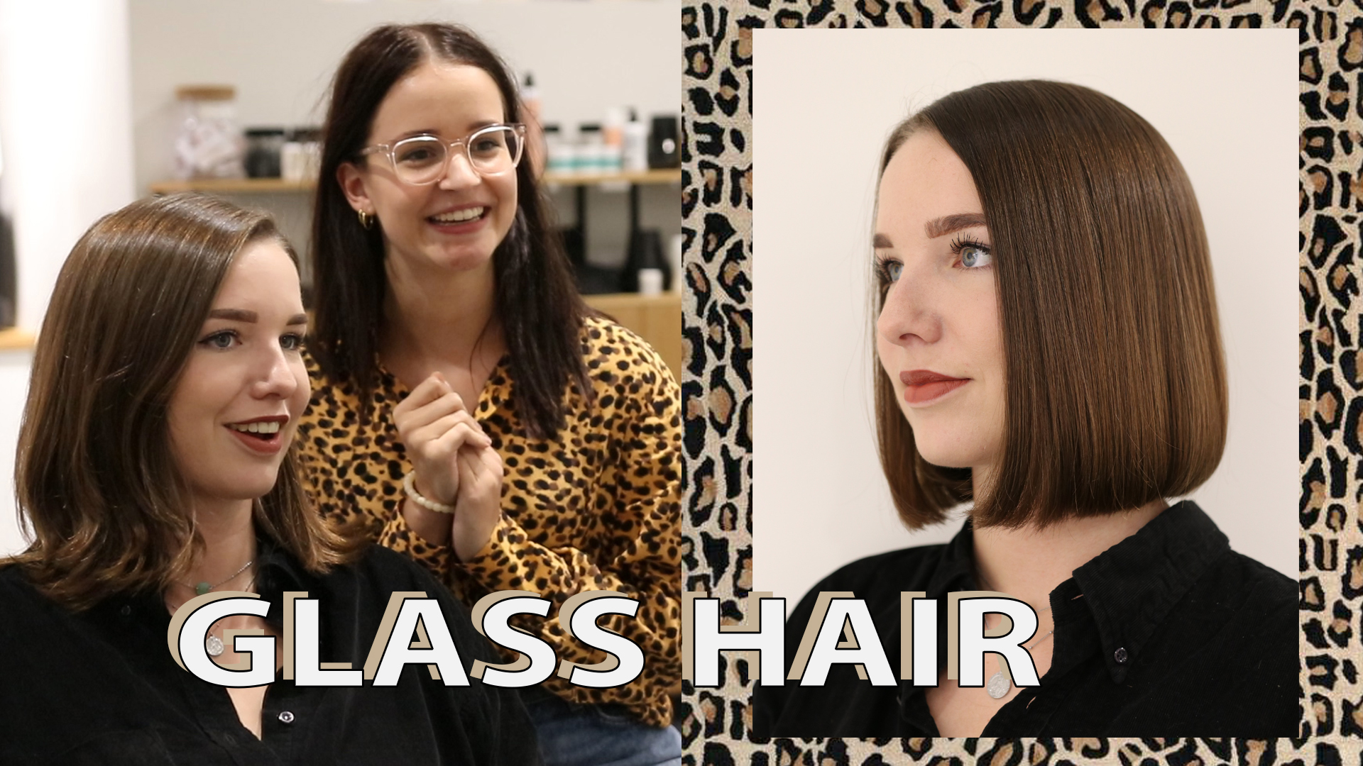Make-over: Glass hair