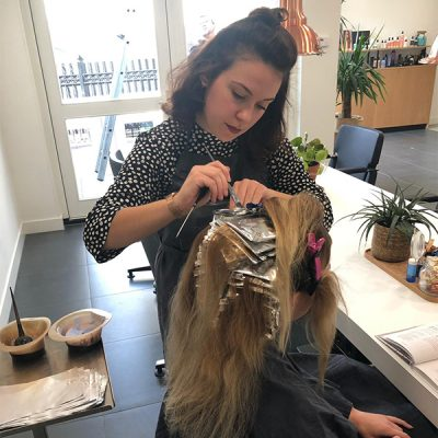 Meet the hairstylist: Maaike Liebers