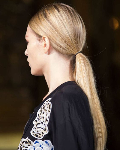 AUTUMN 2019 fashion weeks: HAIR ON THE STREET