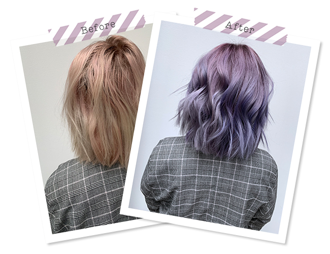 Trend colour: Lively lilac