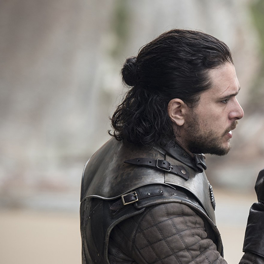 Best men hairdo's van Game of Thrones