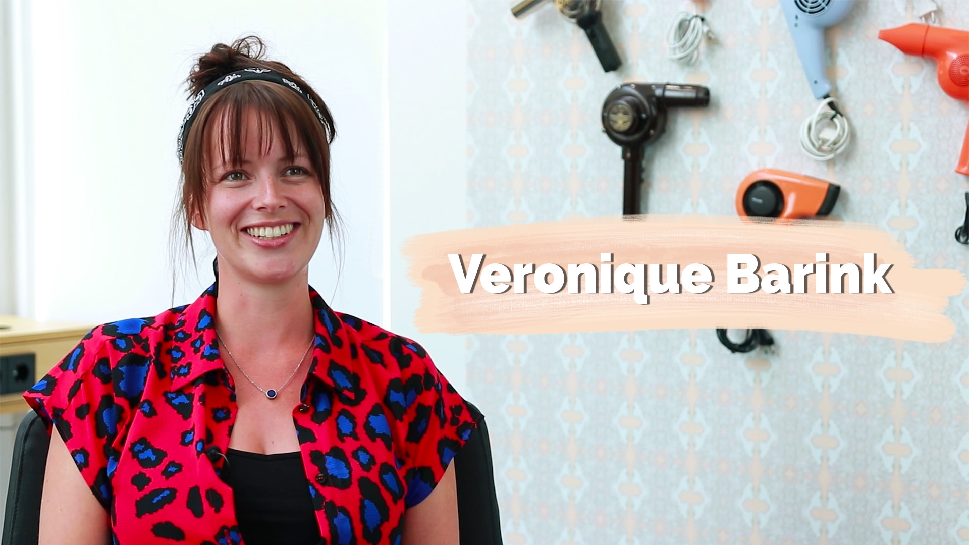 Meet our team: Veronique Barink