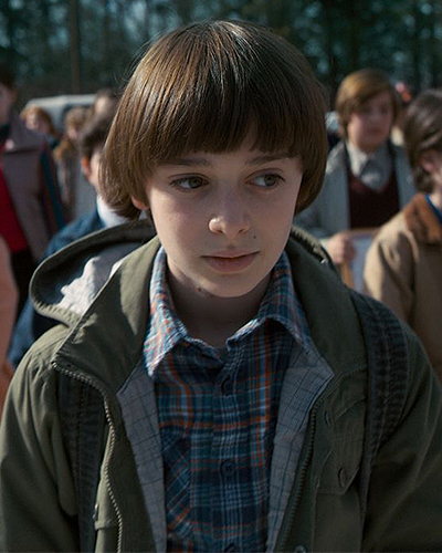 Will Byers (bowl cut)