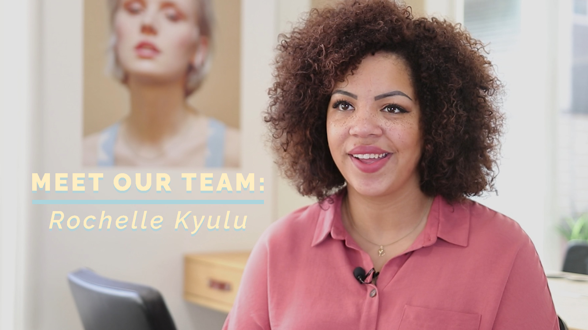 Meet our team: Rochelle Kyulu