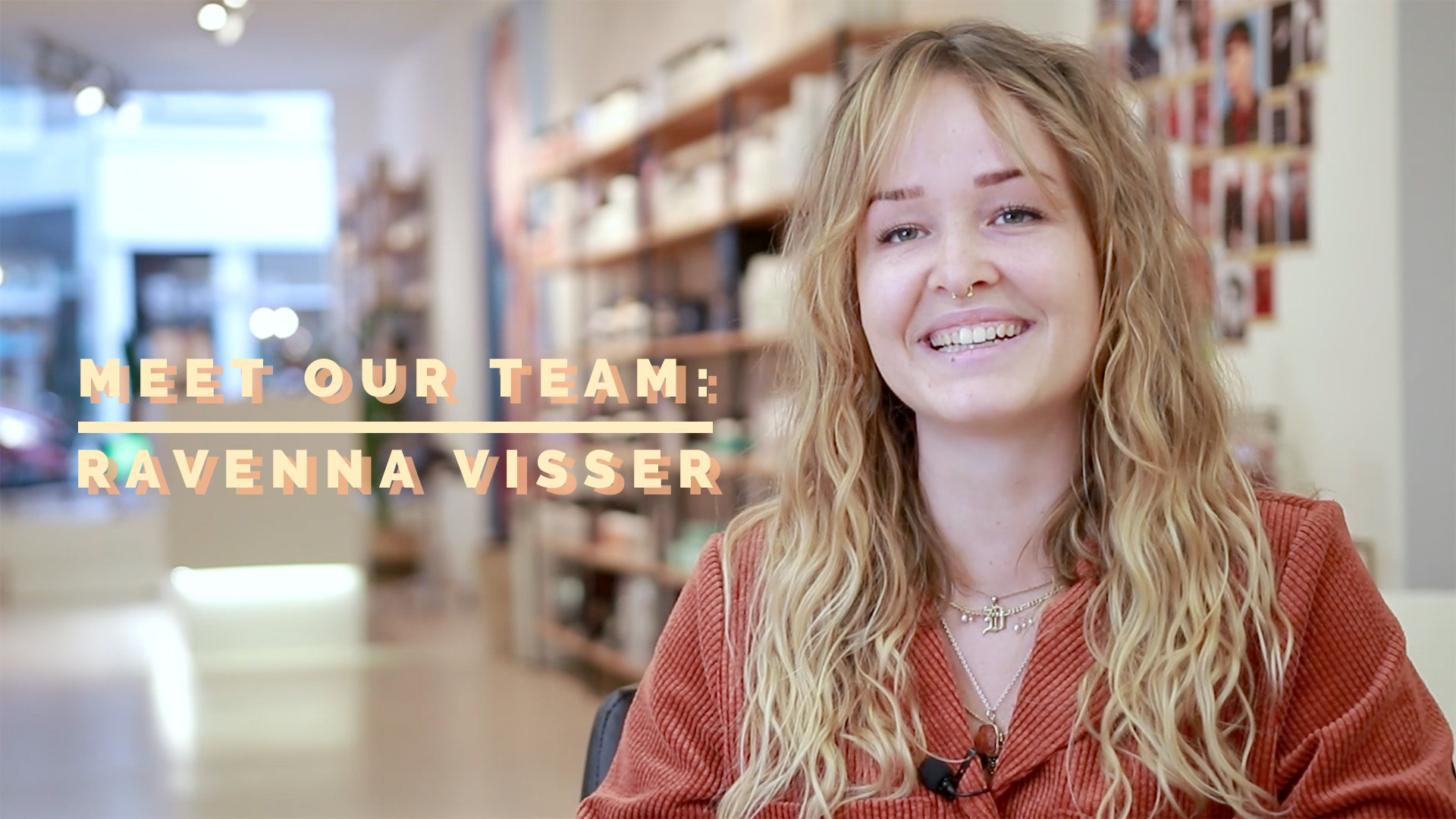 Meet our team: Ravenna Visser